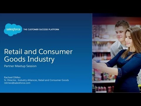 Partner Meetup Industry: Retail & Consumer Goods