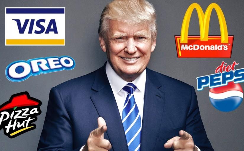 Donald Trump: America's Shameless Salesman