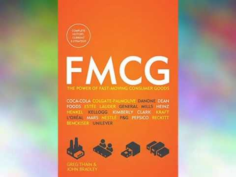 Fmcg: The Power of Fastmoving Consumer Goods E-Book