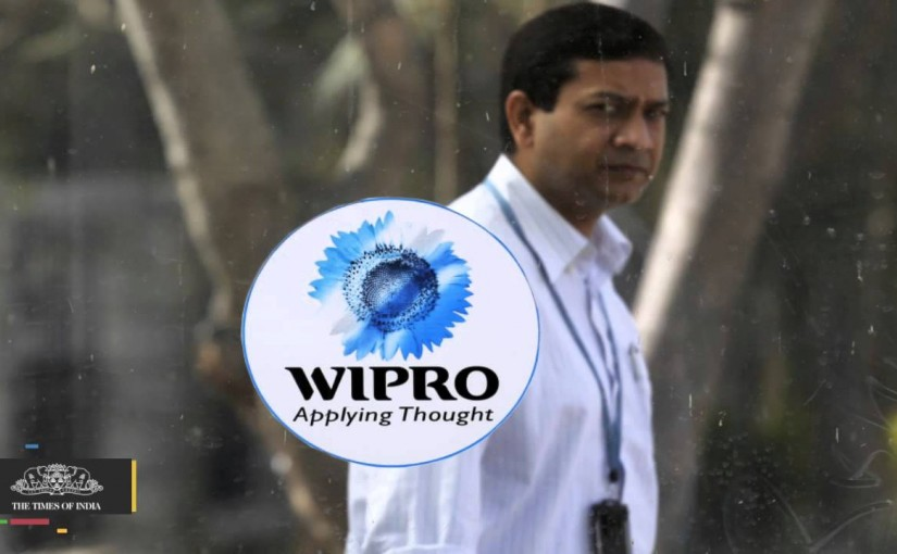 Wipro's PC Unit To Manufacture Consumer Goods – TOI