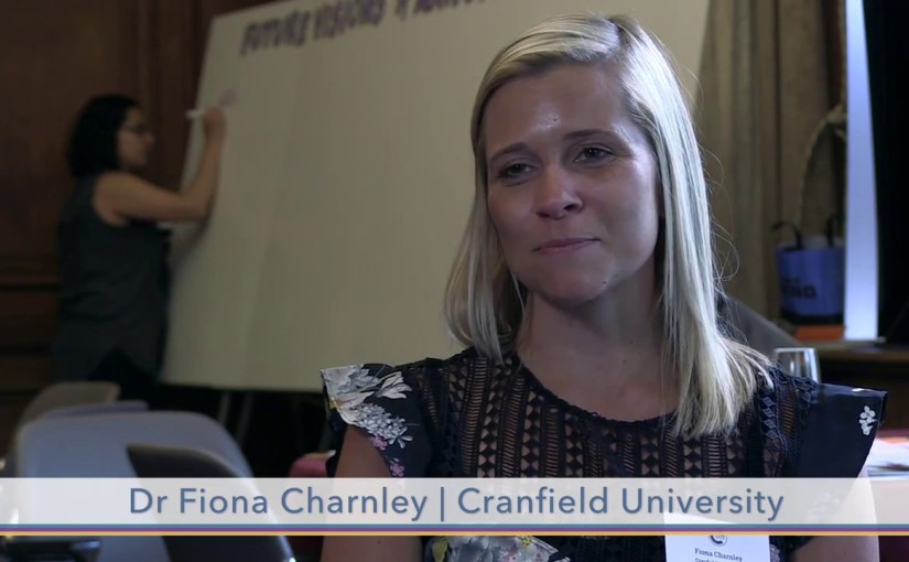 Consumer Goods, Big Data and Re-Distributed Manufacturing (RECODE): Dr Fiona Charnley explains