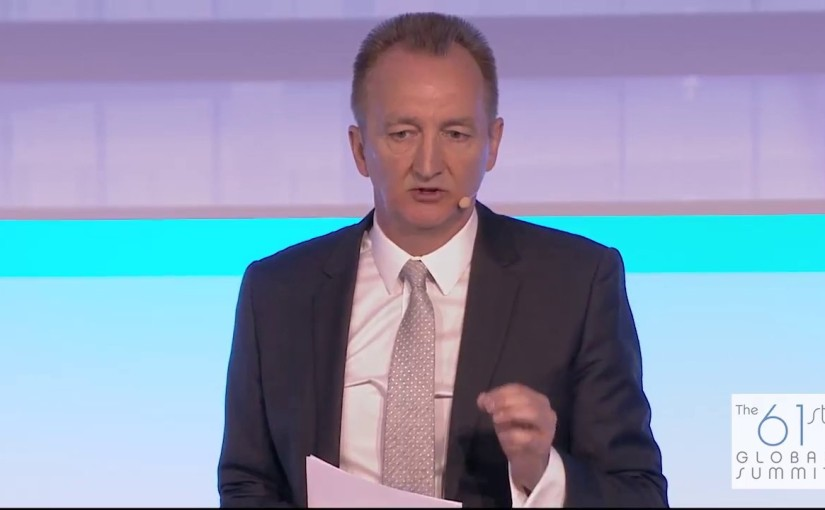 Mars CEO Grant Reid on The Consumer Goods Forum and Action Against Forced Labour