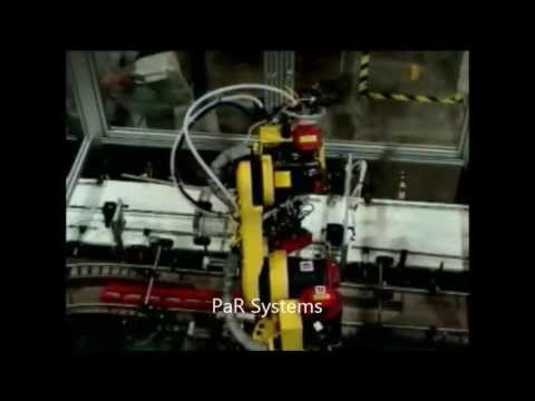 Tray Forming and Packing – Consumer Goods Material Handling, PaR Systems