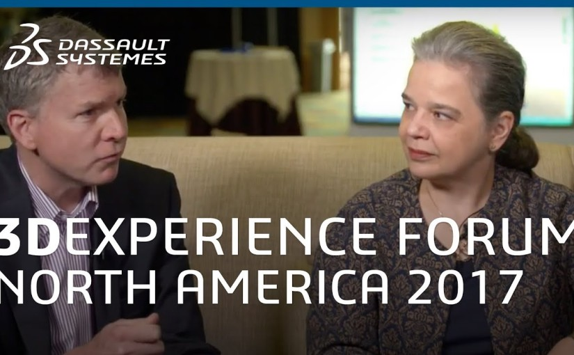 Dassault Systemes' Chris Colyer and Susan Olivier on Consumer Goods & Retail – Dassault Systèmes