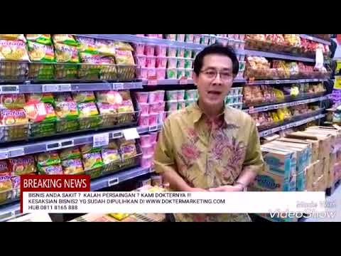 Konsultan Marketing DOKTER MARKETING on Consumer Goods