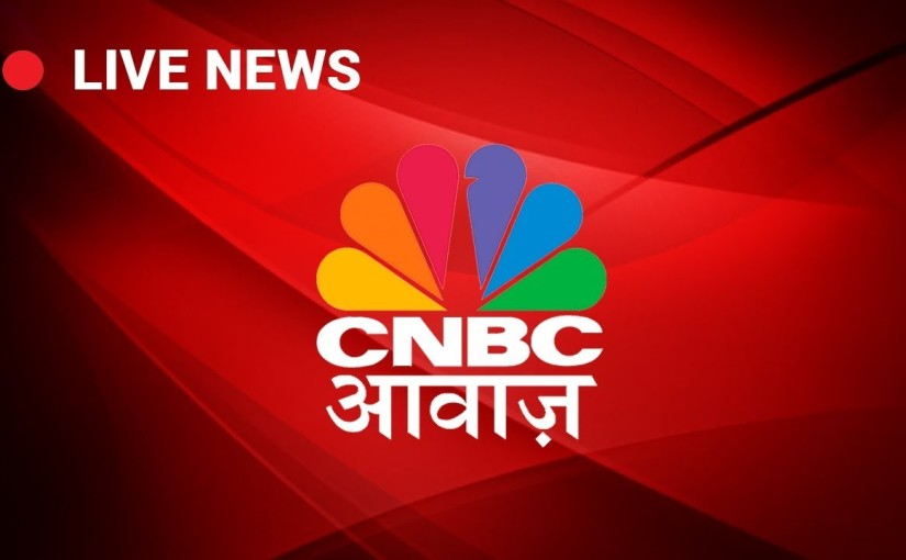 CNBC Awaaz Live Stream