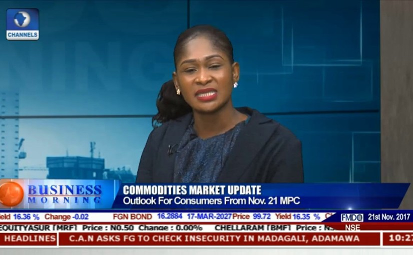 Digesting GDP Via Consumer Goods Market Pt.2 |Business Morning|