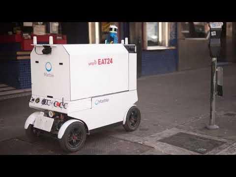 San Francisco To Limit Consumer Goods Supply Micro Robots