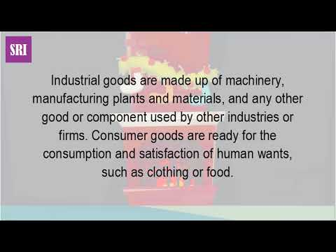What Is The Difference Between Industrial And Consumer Goods?