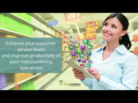 Ivy Mobility Cloud Solutions for Consumer Goods