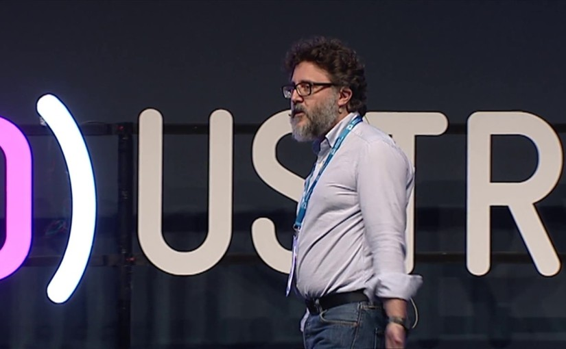 Adidas | Simone Cesano | Retail and Consumer Goods Panel | IN(3D)USTRY 2017