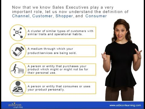 Possibly the Best Sales Training for Consumer Goods Professionals in the World! – A Live Example